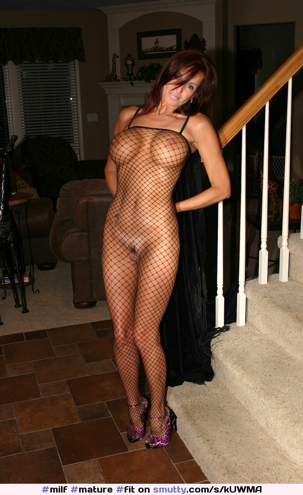 fantasy gang bang tired and forced to swallow cum hottest #milf#mature#fit#hotbody#fishnet#shaved#sexy#amateur#faketits#sohot