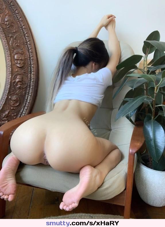 fucking awkward bitch in the ass