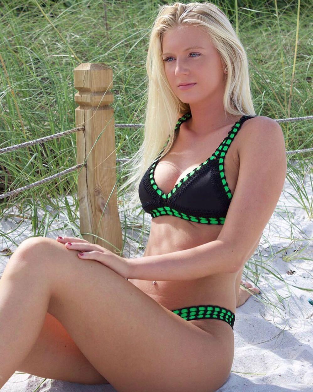 cute girls handjobs and blowjobs busty blonde giving #Alexis #bikini #blonde #perfectbody