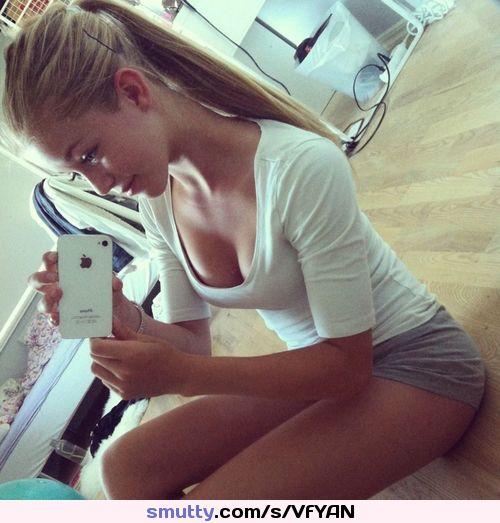 shyla styles big tits at work