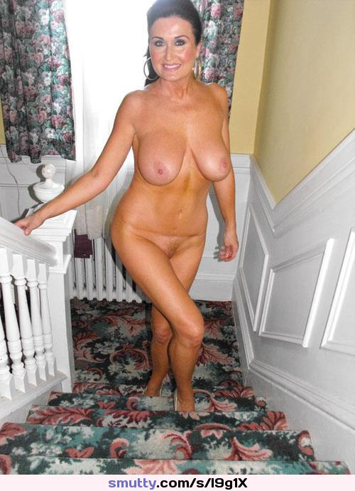 milf in stockings and sexy lingerie gang bang party