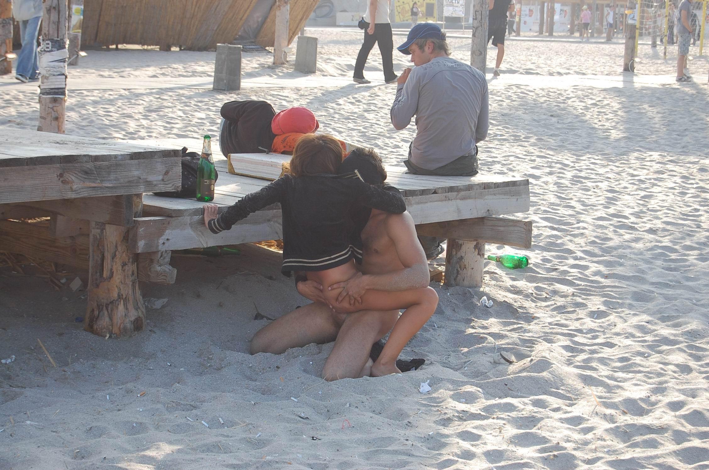my wife fuck a stranger outdoor free porn xhamster Nudist Beach Ass Publicsex Handjob