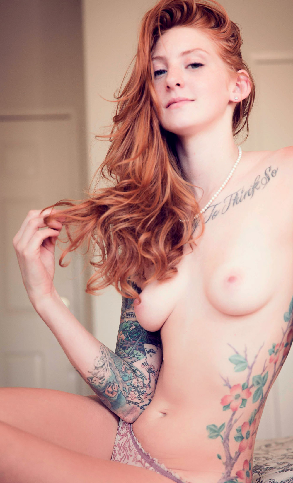 i need a girl for sex Amazingsmile, Gorgeous, Pierecednose, Prettyface, Redhead, Sexy, Skinnywaist, Tattoos, Thighhighs