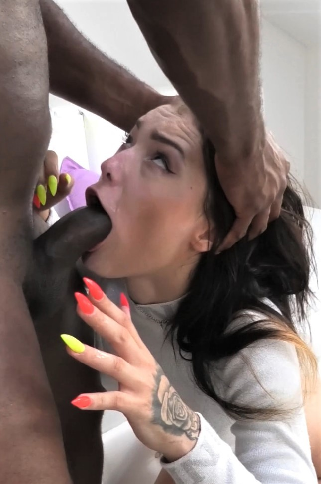 showing porn images for fat wife pov sex gif porn Adriarae Gangbang Interracial Oral Deepthroat Abused Submissive Dominated Pornstar Obedient