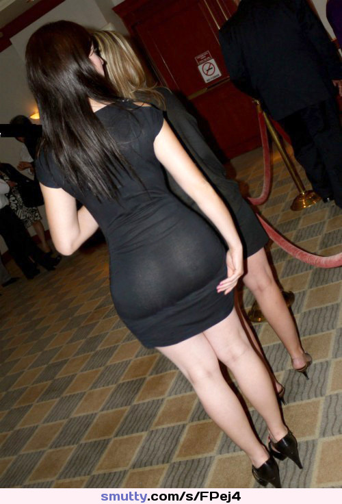 lil sister nikki brooks blackmailed step brother xxx Amateur Brunette Babe Public Sexy Ass Legs Stockings Heels Buttplug Corridor