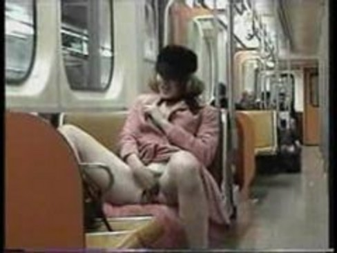 punishteens wife offers submissive teen slut for husband #tit on #public #subway w/#fingering #masturbation +#voyeur #tease #leaving #train 1:14 #video