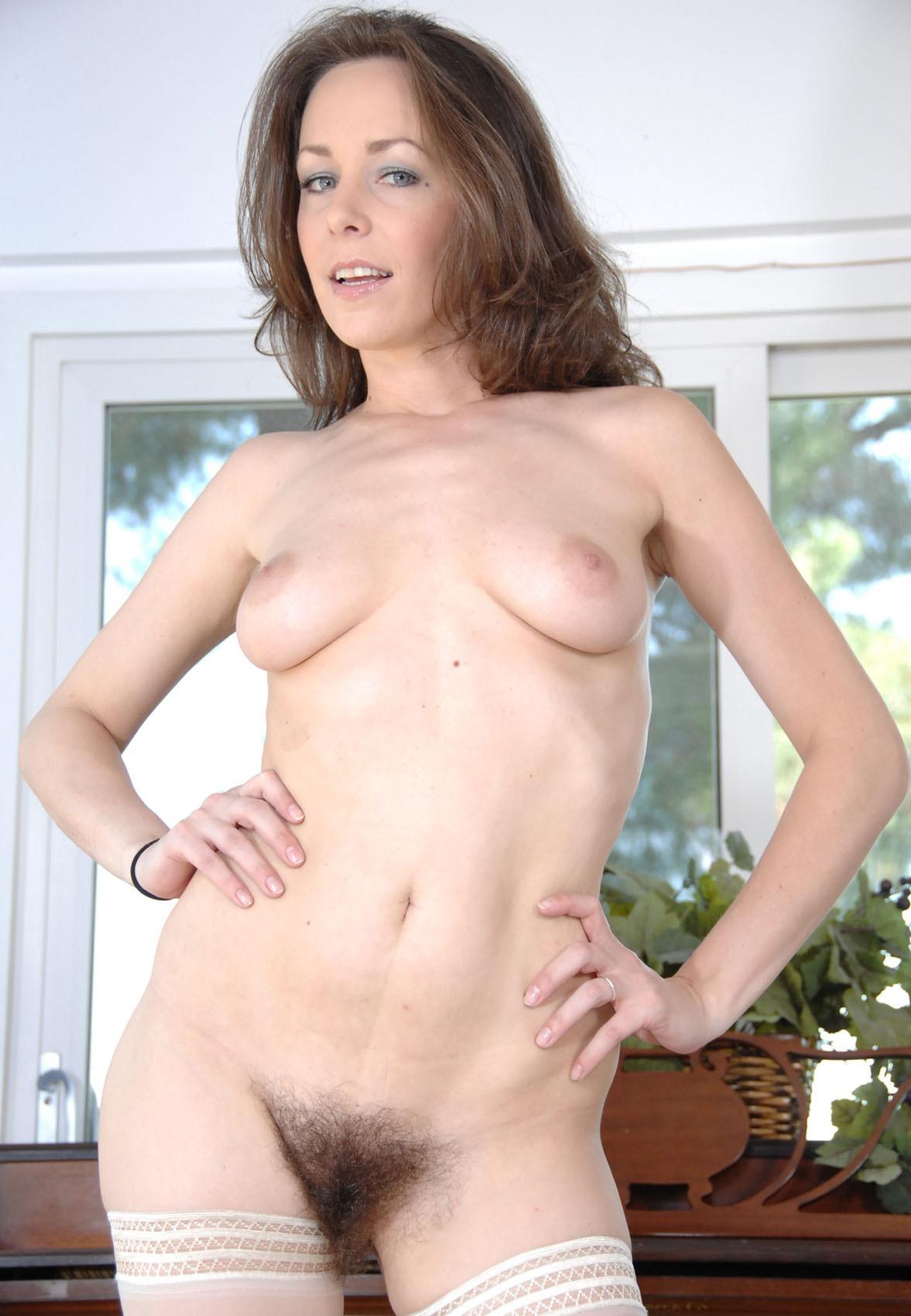 attractive milf in bikini angel rain shows off her super