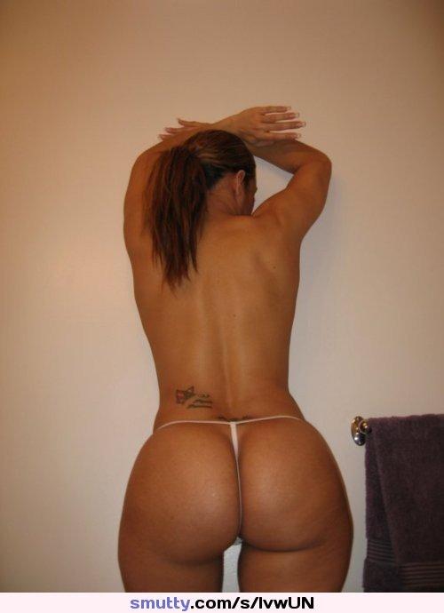 blair williams gave up her ass to her #ashleygellar #ass #tatoo