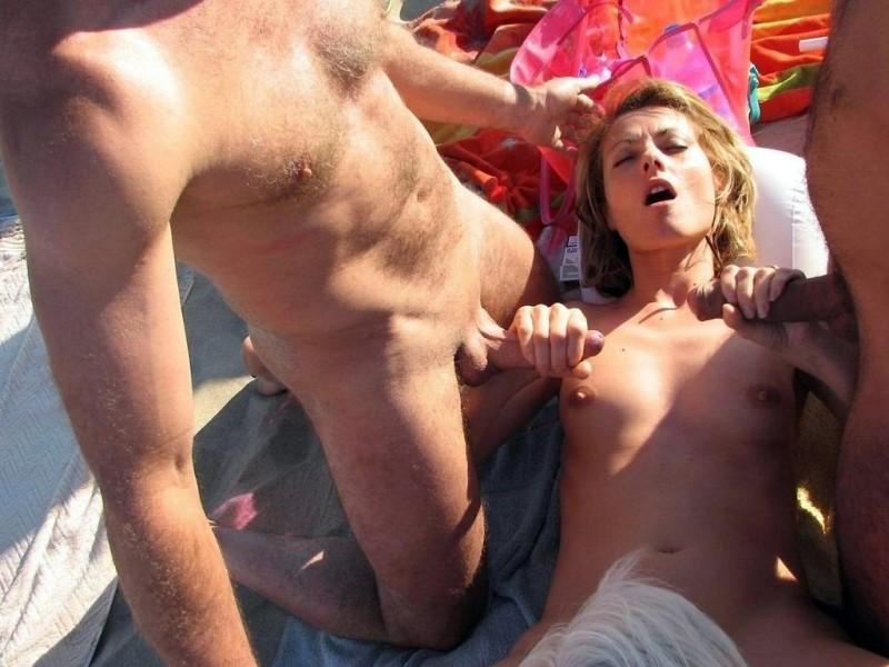 outdoor pussy fingering on a parking lot public porn