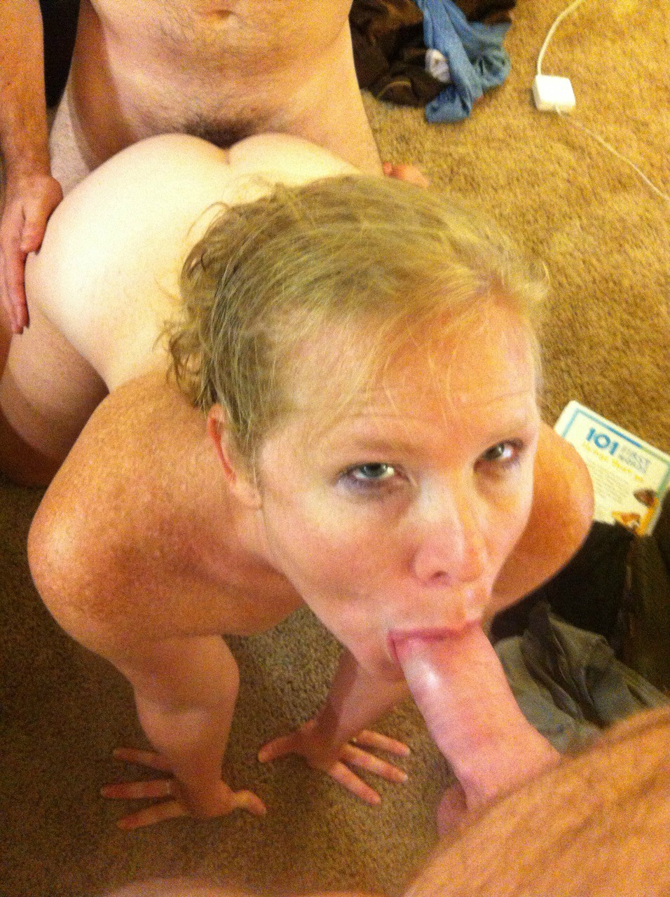 pat shows us her hairy pussy