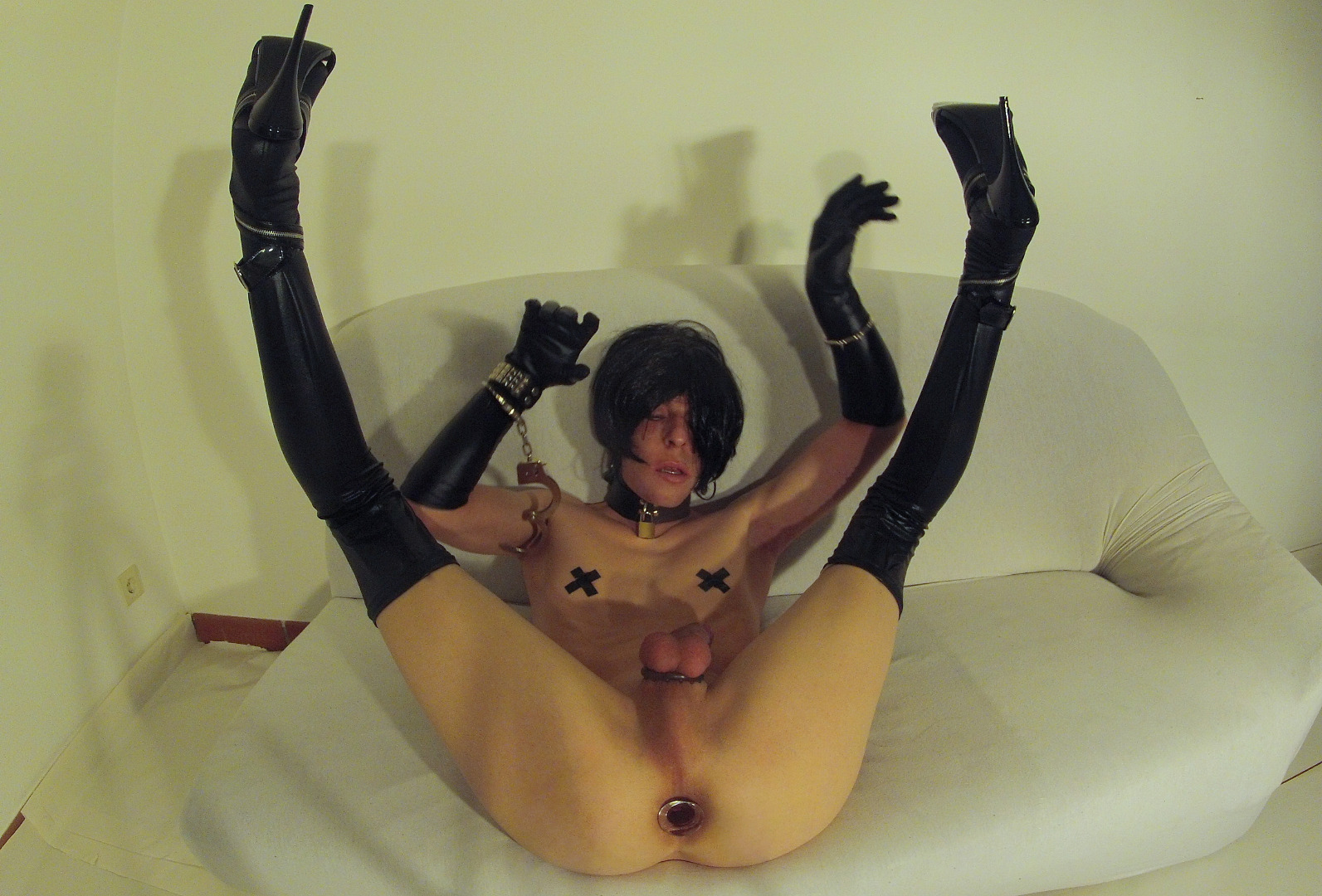 latina newcomer vanessa demonstrates her nice butt Buttplug, Cd, Crossdresser, Dickgirl, Femboi, Gurl, Plugged, Sexytranny, Shemale, Sissy, Tgirl, Tranny, Trans, Trans, Transsexual, Trap, Ts